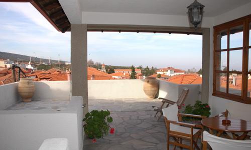 Litochoro, Guesthouse Papaninkolau